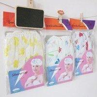 P003 Single packaging bath cap wholesale (color randomly) Free shipping
