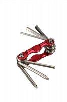 multi mini 6 in 1 Bike repair tool