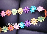 House of flowers colorful water-soluble lace super texture DIY handmade accessories  2.5cm