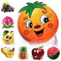 Children's game  performance  children role  smiling face mask  cartoon fruit tire