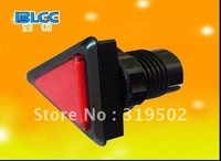Push button triangle shape with switch with light arcade button led arcade push button