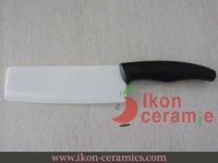 "Free Shipping! High Quality Zirconia New 100% Ceramic Knife - 6.2"" Ikon Ceramic Kitchen  Knife(AJ-6.2CW-HB)"
