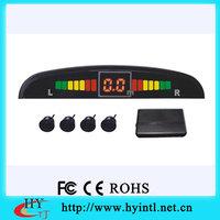 Big promotion Sensors color can choose same as your car,good quality Led parking sensor HY5804