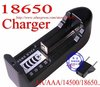 4pcs/lot  3.7V 18650 charger/14500/ 1.2V AA/AAA All-in-One Universal Battery Charger+ EU Adapter Plug MH022p free shipping