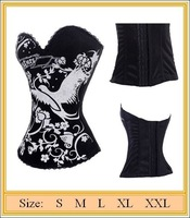 Free shipping  Hot Sale Lace Corset, Burlesque Lingerie with G-string,underwear+Low price !wholesale