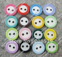 NB052 shirt buttons 11mm  round 500pcs mixed assorted craft buttons colorful(single colors available)