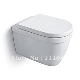 9615 Sanitary ware Bathroom Ceramic Wall HungToilet/ Water Closet/W.C.(China (Mainland))