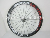 Free shipping! Top Features of the Campagnolo Bora Ultra Two Tubular/Clincher carbon wheels / Wheelset 50mm include hubs