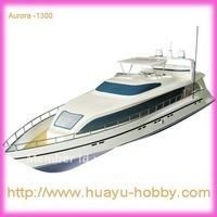 Aurora -1300 Gas Boat  26CC gas 2Ch 2.4G Remote Control