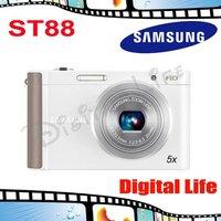 ST88 Original Samsung ST88 5x Optical Zoom,16MP Digital Camera Free Shipping!!!