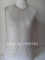 U.S. wind fashion body chain necklace jewelry new hot Exclusive jewelry fashion party atmosphere