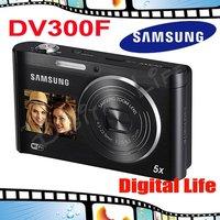 DV300F Original Samsung DV300F 5x Optical Zoom,16MP Digital Camera Free Shipping!!!