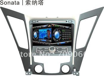 For  Hyundai Sonata  DVD player GPS function
