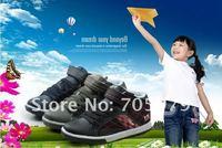 Free shipping 2012 Children's sports shoes, sports shoes BanXie. Boy, girl walking shoes