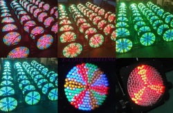 American di light 198pcs*10mm led par can professional stage light 20pcs/lot Free shipping(China (Mainland))