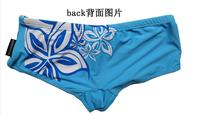 AUS003 Free shipping !  Sexy men's swimwear boxer swimwear high quality
