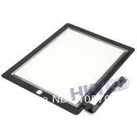 New Replacement Touch Screen Glass Digitizer For iPad 3 Black B0046