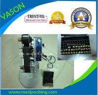 Manual Number  Words Date Printer Printing Machine for  Bag & Paper & Film