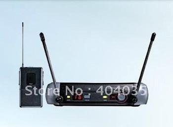 Free shipping PGX14 / 30 WL93  headphone + Lapel Set System Wireless Microphone