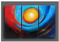 Abstract Painting Wall Decor Oil On Canvas British painting