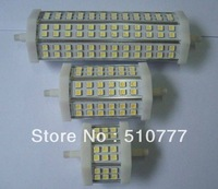 Free shipping hot sale 8W R7S LED corn light led lamp