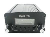 FMUSER 7w FM stereo PLL transmitter free shipping