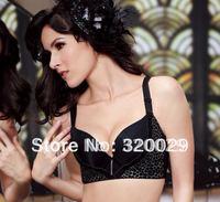 Free shipping !  sexi girl push up bra Queen sexy bar strapless bra