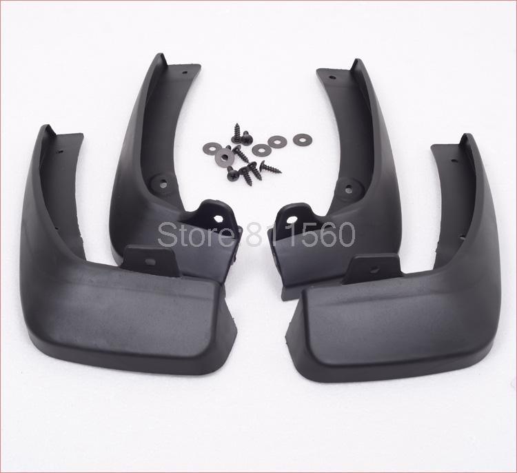 4pcs-NEW-Mud-Flap-Splash-Guards-suit-for-Second-generation-Toyota-Vios