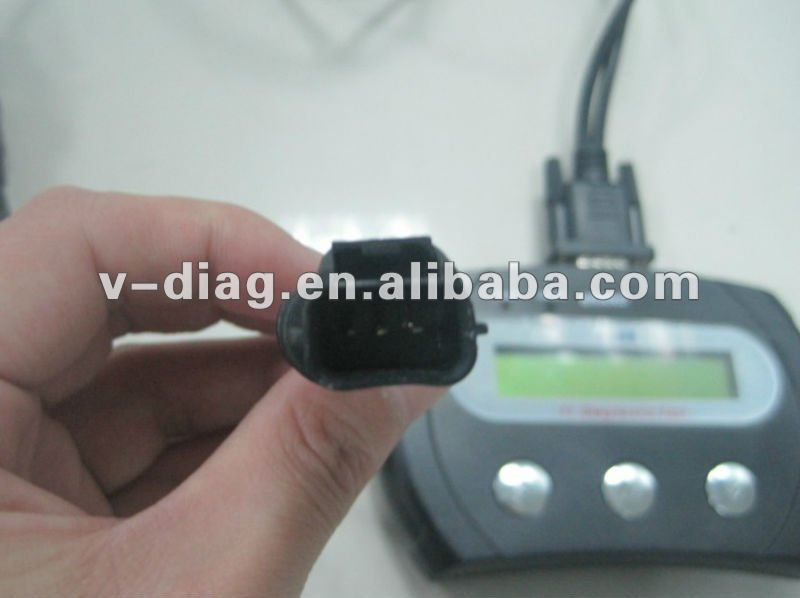 DHL and EMS for New product kymco handheld scanner ecu tool motocycle parts Working with all KYMCO injection models(China (Mainland))