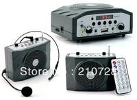 Hot sale KU-898 voice amplifiers for teachers FM USB function 25W remote control