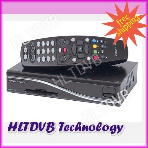 DM500HD,DM 500 hd 400mhz satellite tv decoder linux os sim2.10 dm 500hd linux dvb s2 HD receiver Enigma 2 fedex free shipping(China (Mainland))