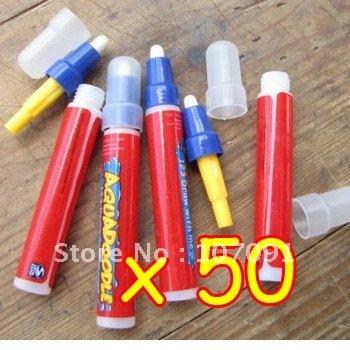 Wholesale Lots OF 50/Water Drawing Replacement/New Aquadoodle Aqua Doodle Magic Aquadoodle Pen