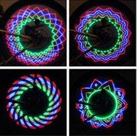 NEW Cycling Bike Bicycle Wheel Light 16 LED Flash Light with 32 Kinds of Change bicycle wheel light/bike led light/safety light