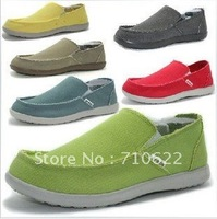 hot selling men&#39;s loafers, high quality men&#39;s shoes, free shipping men&#39;s canvas shoes
