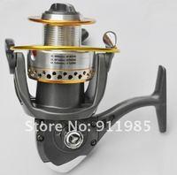 Guangwei   GZ-H6000   9 Bearings  Fishing reels  Wheels  Fishing gear Fishing tackle