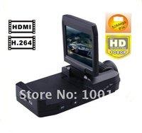 Dropship Free shipping car camera,Real 5.0 Megapixel Full HD 1080P Car DVR,night vision carcam