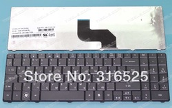 New RU Russian Keyboard For Acer Aspire 5516 5517 Emachines E525 E625 E627 E725 series Black laptop(China (Mainland))