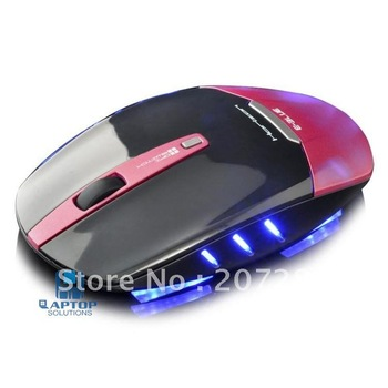 E-3lue 10M 2.4Ghz 1750DPI Wireless Gaming Mouse Computer Horizon USB Receiver