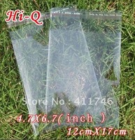 Factory price OPP bag Packaging Plastic Bag 12cmx17cm 600pcs
