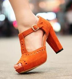 Factory sell 2012 NEW genuine leather high heel sandals heels fashion women dress buckle shoes G028 size 32-42