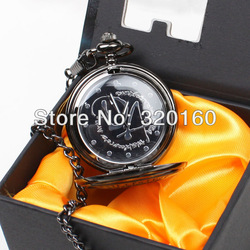 New Harry Potter Classic pocket Watch Free shipping mixed batch available Cosplay performance,for gift,Personal collection(China (Mainland))