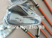 New SWORD SNIPER X irons.Graphite/shaft/Regular/Flex(5-S,P,A 8pcs)Golf Clubs With head covers Free shipping
