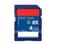 Wholesale Memory card SDHC card 4GB,8GB,16GB SD card