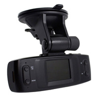 FULL HD 1080P Car DVR Camera Buint-in GPS G-Sensor 5.0 Mega Pixels 120 Degree Lens 1920*1080@30fps GS1000 Free Shipping
