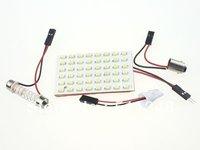 free shipping wholesale 5pcs 48 SMD 3528 12V white led panel light