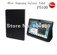 Promotion!! for Samsung Galaxy Tab 2 Tablet Cover, 100pcs/lot, freee shipping .