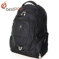 Free shipping SWISS GEAR laptop messenger cool laptop backpacks