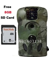 Waterproof Trail Camera with Free 8GB SD Card LTL-5210MM