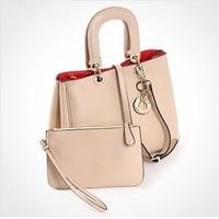 hot sell simple wild fashion famous brand women bag genuine leather handbag/Messenger/shoulder/tote/cross the body bag