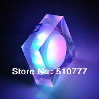 Crystal lamp 3W led ceiling light